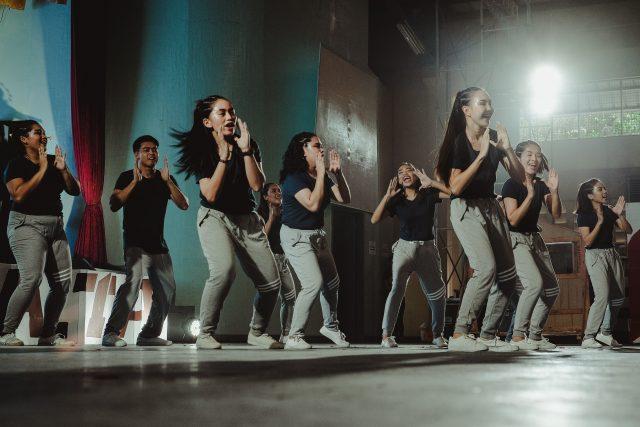 Videoclip-Dance mit Alina
