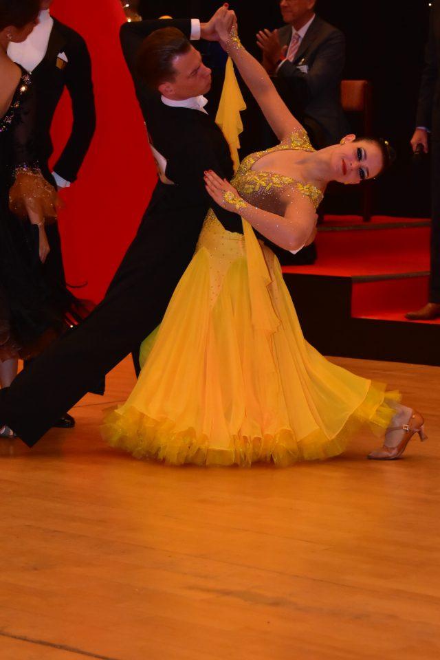 Erfolgreiches Turnier für Geesthachter Tanzpaare